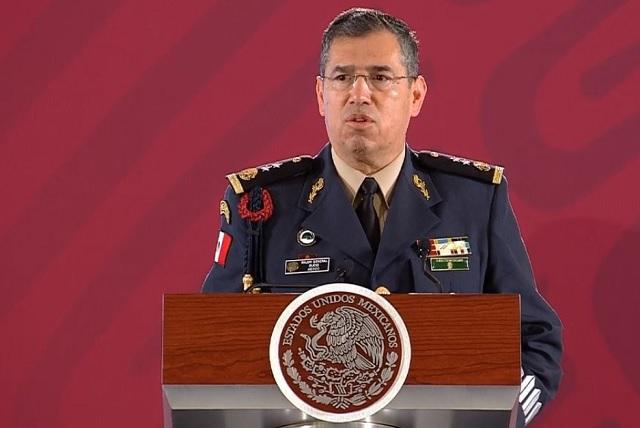Nombra AMLO a Luis Rodríguez Bucio, como jefe de la Guardia Nacional