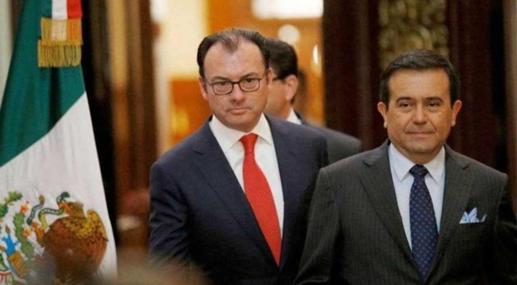 México abandonará negociación, si Trump ordena sacar a EU del TLC: SRE