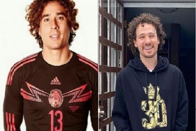 Reacción de Memo Ochoa ante el parecido con Luisito Comunica causa polémica en redes sociales