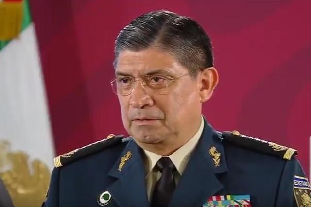 Coronel mencionado sólo coordinó operativo desde la CDMX, dice Sedena