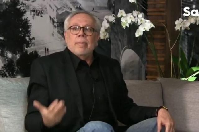 Luis de Llano habla de su romance fugaz con Sasha Sokol