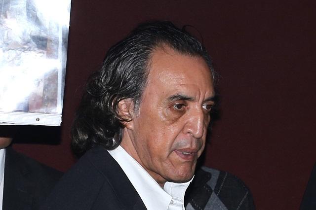 Luis Felipe Tovar nuevamente es víctima de la delincuencia