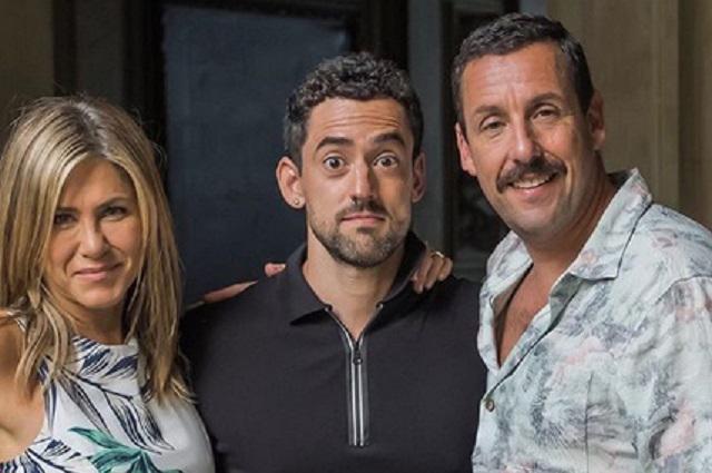 Luis Gerardo Méndez feliz de trabajar con Jennifer Aniston