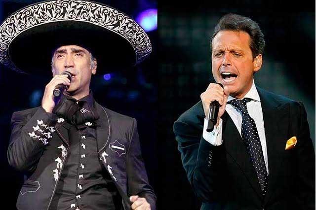 Ya hubo acercamiento para arreglar problema entre Luis Miguel y Potrillo