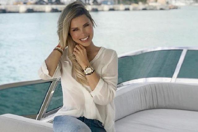 ¿(Ex) Novia de Luis Miguel presume anillo de compromiso?