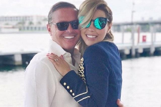 Desiree Ortiz revela detalles de su romance con Luis Miguel