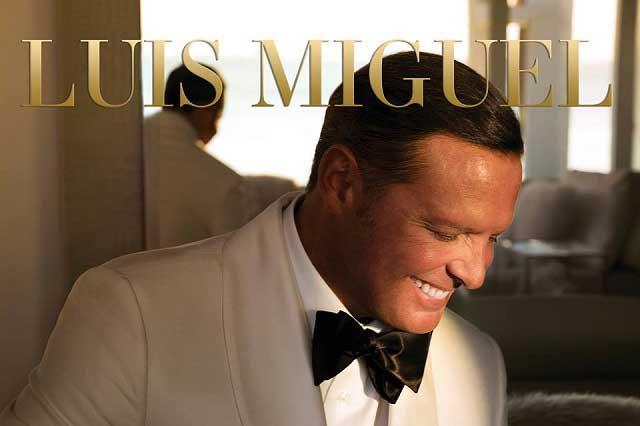 Revela Luis Miguel portada de su nuevo disco