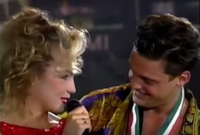 ¿Thalía intentó ligarse a Luis Miguel en Acapulco en 1993?