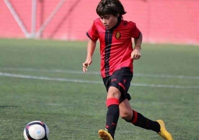 Luka Romero, el Messi mexicano fichado en España por el Mallorca
