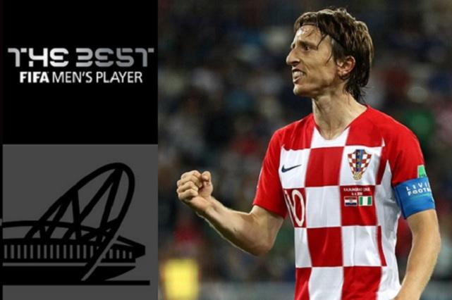Luka Modric reconocido por la FIFA como El Mejor
