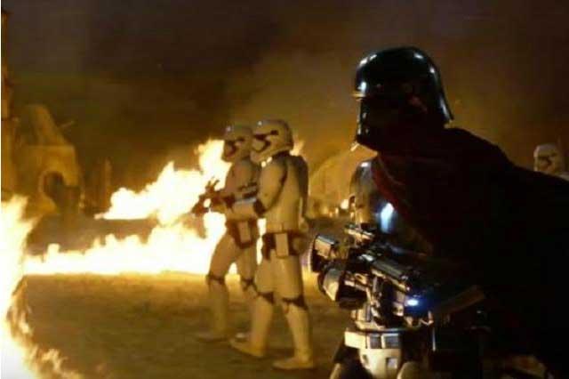 El último avance de Star Wars VII es espectacular