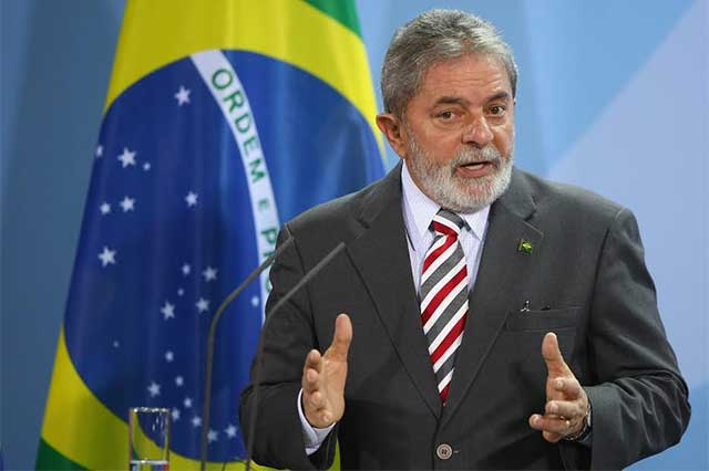 Odebrecht declara que le pagó 4 millones de dólares a Lula da Silva