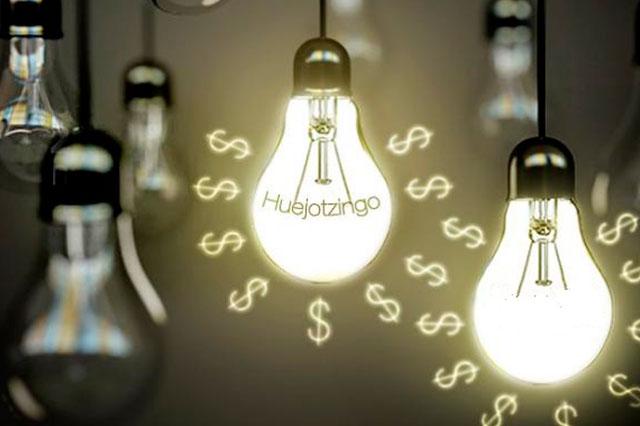 Huejotzingo cambiará lámparas 3 mp más baratas que con PPS