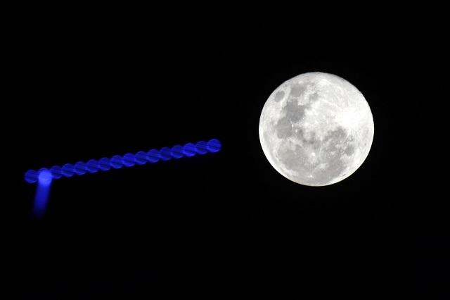 ¿Qué es la superluna o Luna de Gusano?