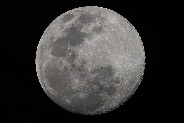 Diámetro de la Luna es del tamaño de México