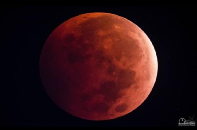 Luna de sangre llega a México, ¿cómo y cuándo verla?