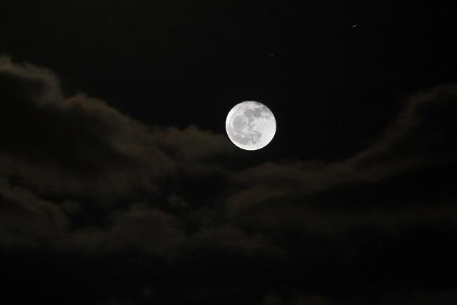 No te pierdas la Luna de nieve que se verá este martes
