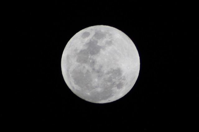 ¿Qué es la luna azul y cuándo podremos verla?