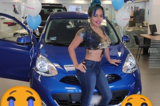 Mujer Luna Bella dice que le alcanza para comprarse un Ferrari o un BMW