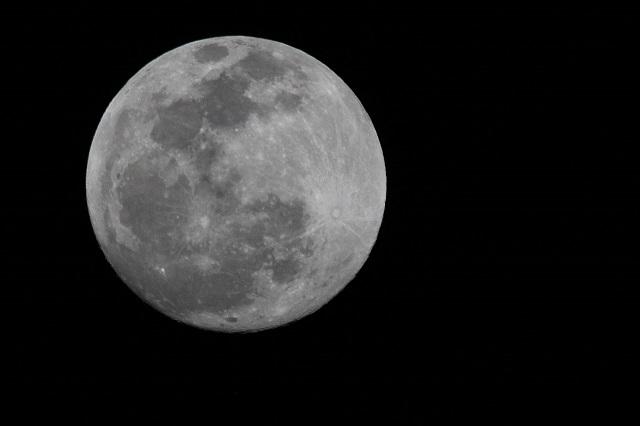 Este 28 de enero podrá verse la llamada Luna de Lobo