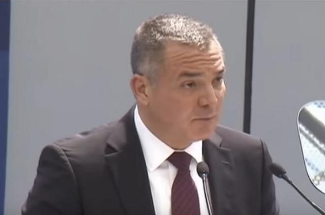 UIF denuncia a García Luna por lavado y robo de 250 mdd