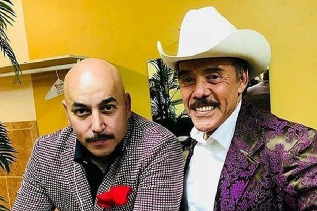 Lupillo Rivera se reencuentra con su padre y respalda a hijo de Jenni Rivera