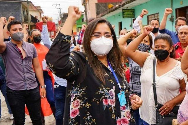 Lupita Vargas gana por segunda ocasión elecciones en Xicotepec
