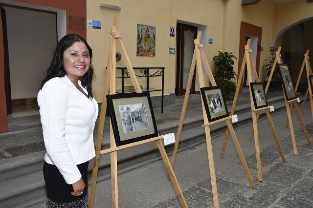 Cuautlancingo, BUAP e INAH inauguran exposición fotográfica