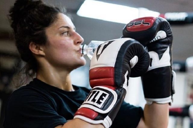 Lupita Godínez: la próxima mexicana que aspira a debutar en UFC