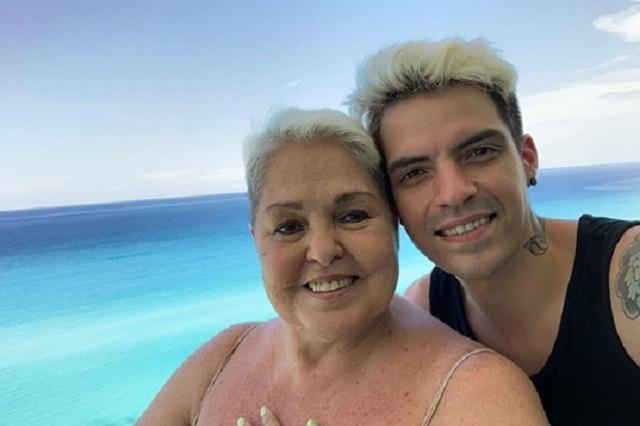 Fallece César Gómez, ex esposo de Lupita D'Alessio