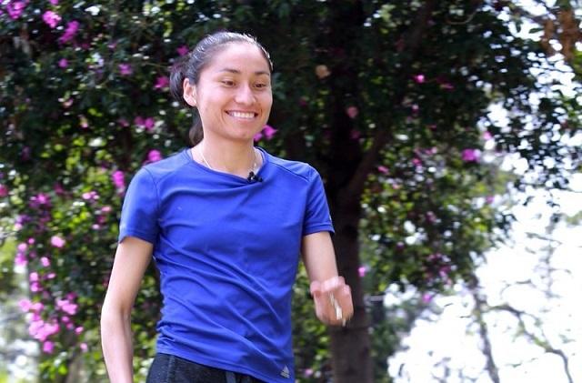 Marchista mexicana Lupita González da positivo por dopaje