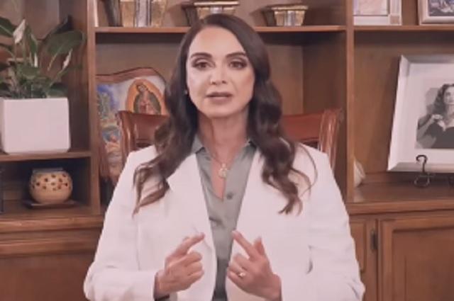 Lupita Jones confirma ser candidata a la gubernatura de Baja California