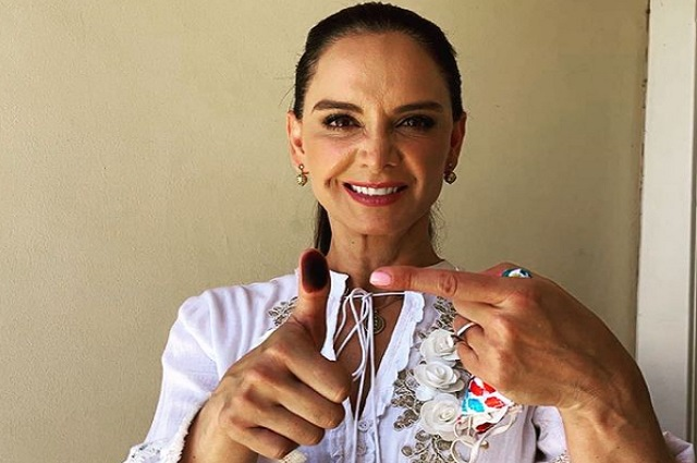 Lupita Jones fracasa en elecciones de México 2021
