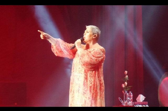 Final de serie de Lupita D'Alessio se habría grabado en el Auditorio Nacional