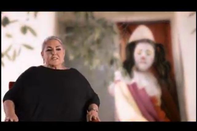 Revelan primer tráiler de la bioserie de Lupita D'Alessio