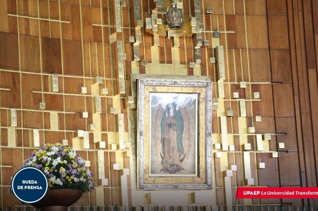Llaman en Puebla  a celebrar Fiesta guadalupana en casa