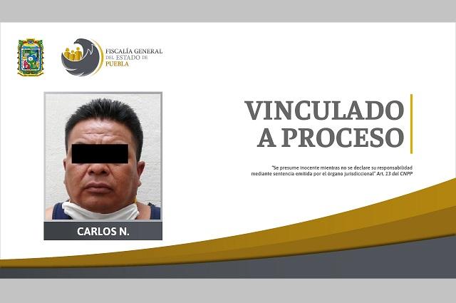 Va preso por violar a su vecina menor de edad, en Puebla