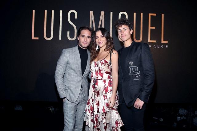 Así se vivió la premiere de la bioserie de Luis Miguel