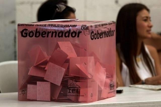 Elecciones Puebla: cifras en nogada