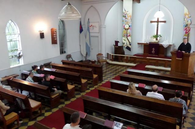 Iglesia Luterana da obispado a persona trans en EU