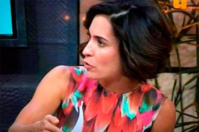 Señalan que Luz María Zetina se va de Televisa por jugosa oferta económica