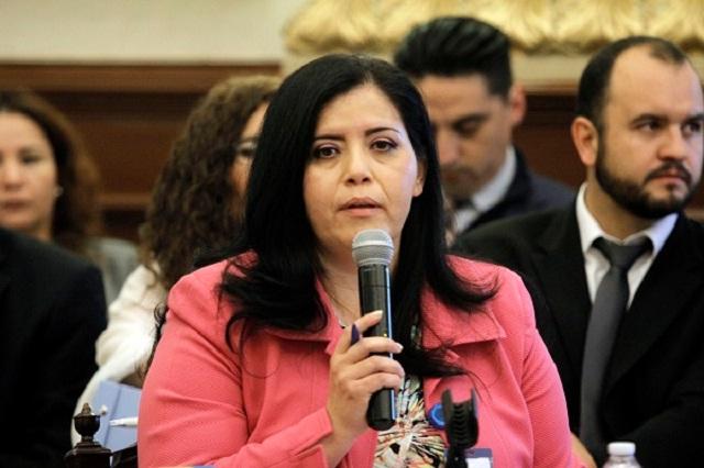 Nombran hoy a Luz María Aguirre magistrada del Tribunal Administrativo