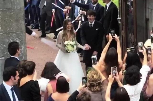 Fotos y videos: Luzana se casa tras 9 años de relación