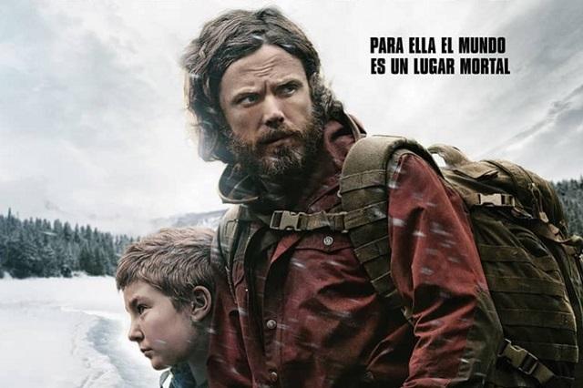 De esto trata película La luz del fin del mundo: mira sus posters