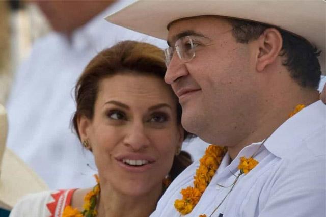Ex esposa de Javier Duarte acusa campaña de odio en su contra