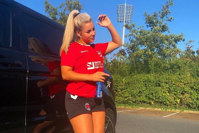 Madelene Wright se refugia en OnlyFans tras quedar sin equipo en Inglaterra