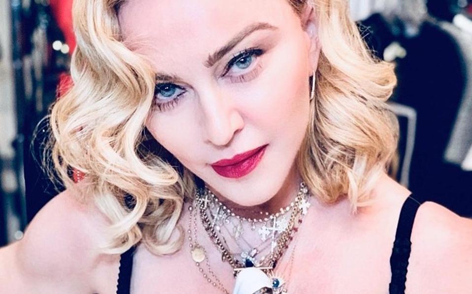 Madonna va en serio con su pareja 35 años menor que ella