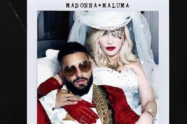 Madonna y Maluma estrenan sencillo Medellín
