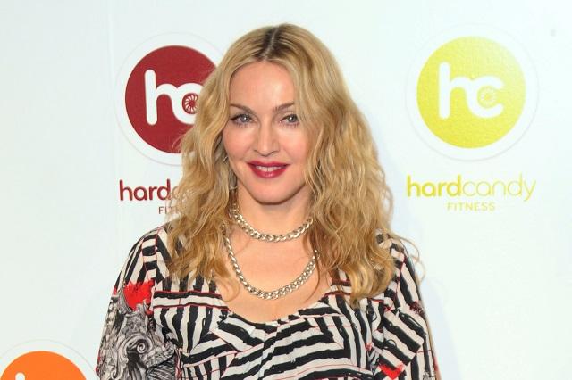 ¿Madonna graba tema junto a Maluma?