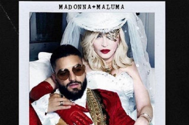 Madonna y Maluma estrenarán single Medellín en 2 días